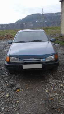 Кемерово Sierra 1989