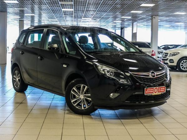 Opel Zafira, 2012 год, 713 000 руб.