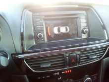 Абакан Mazda6 2012