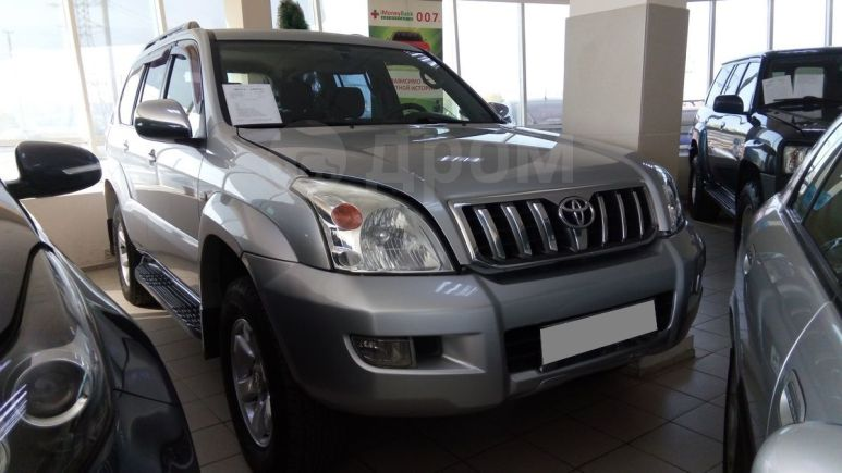 Toyota Land Cruiser Prado, 2006 год, 1 188 000 руб.