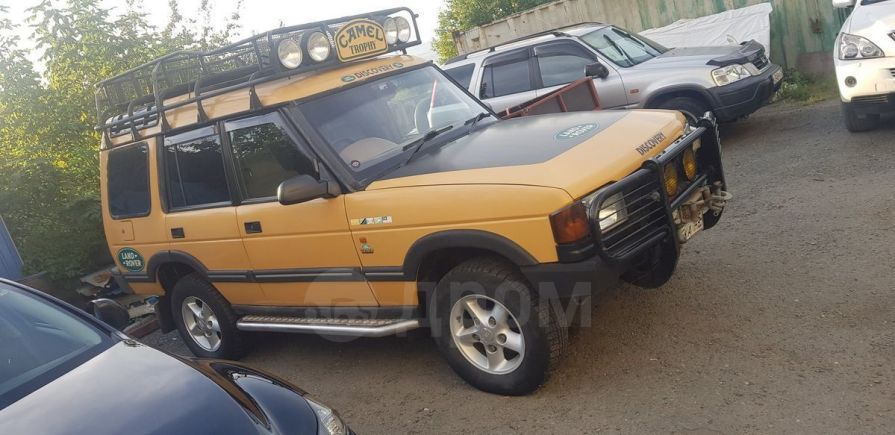 Land Rover Discovery, 1996 год, 690 000 руб.