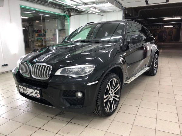 BMW X6, 2012 год, 1 300 000 руб.