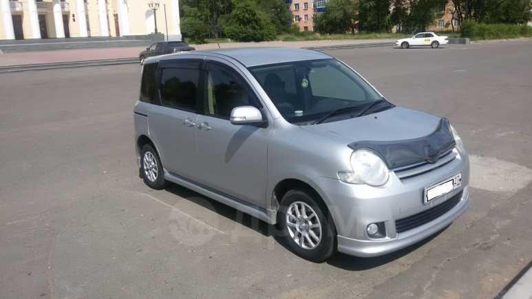 Toyota Sienta, 2009 год, 460 000 руб.