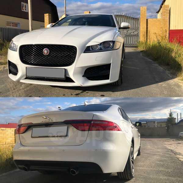 Jaguar XF, 2016 год, 2 200 000 руб.