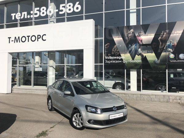 Volkswagen Polo, 2011 год, 449 000 руб.