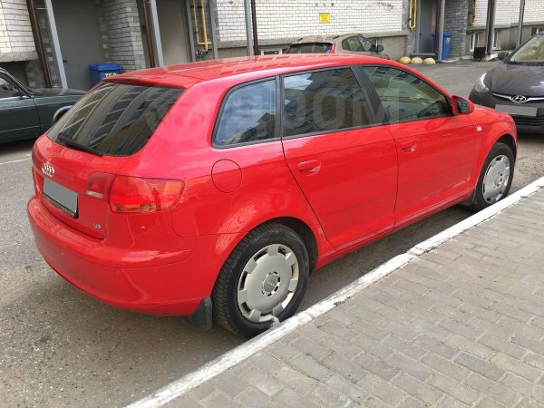 Audi A3, 2005 год, 330 000 руб.