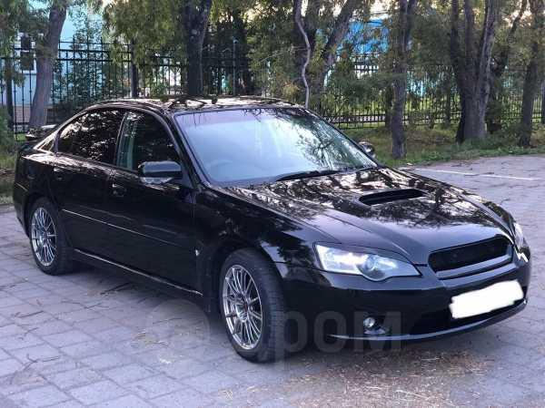 Subaru Legacy B4, 2005 год, 555 000 руб.