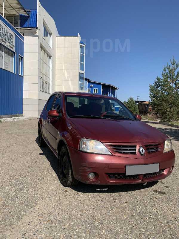 Renault Logan, 2008 год, 139 000 руб.