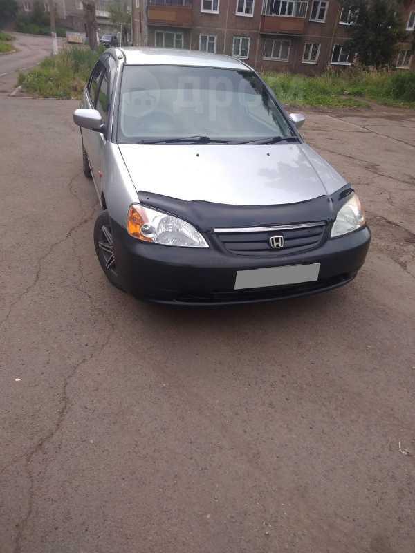 Honda Civic Ferio, 2002 год, 300 000 руб.