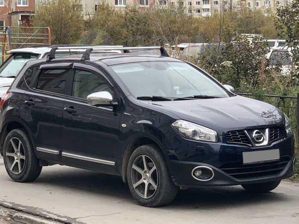 Nissan Qashqai, 2012 год, 900 000 руб.