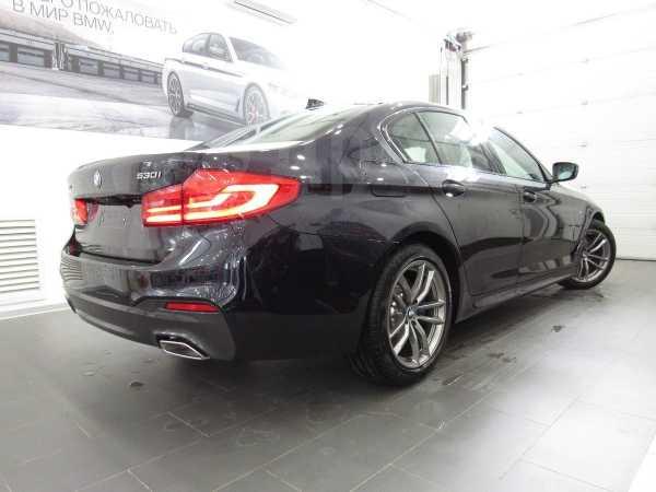BMW 5-Series, 2019 год, 3 642 818 руб.