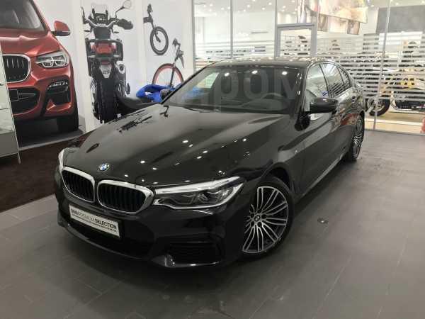 BMW 5-Series, 2019 год, 4 389 000 руб.