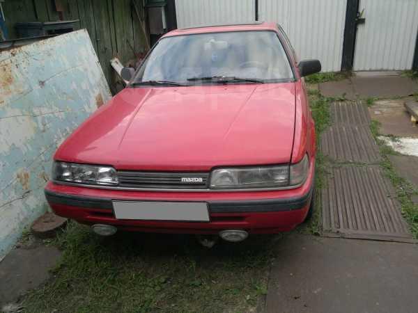 Mazda 626, 1991 год, 80 000 руб.