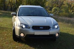 Курган Outback 2003