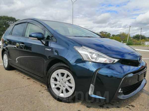 Toyota Prius a, 2017 год, 1 045 000 руб.