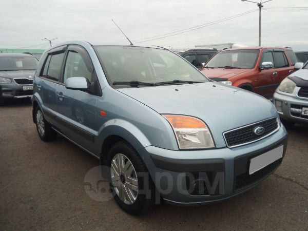 Ford Fusion, 2008 год, 329 000 руб.