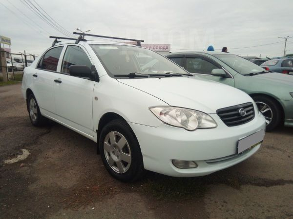 BYD F3, 2011 год, 259 000 руб.