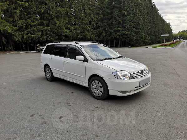 Toyota Corolla Fielder, 2002 год, 338 000 руб.
