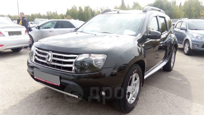 Renault Duster, 2015 год, 620 000 руб.
