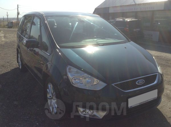 Ford Galaxy, 2008 год, 655 000 руб.