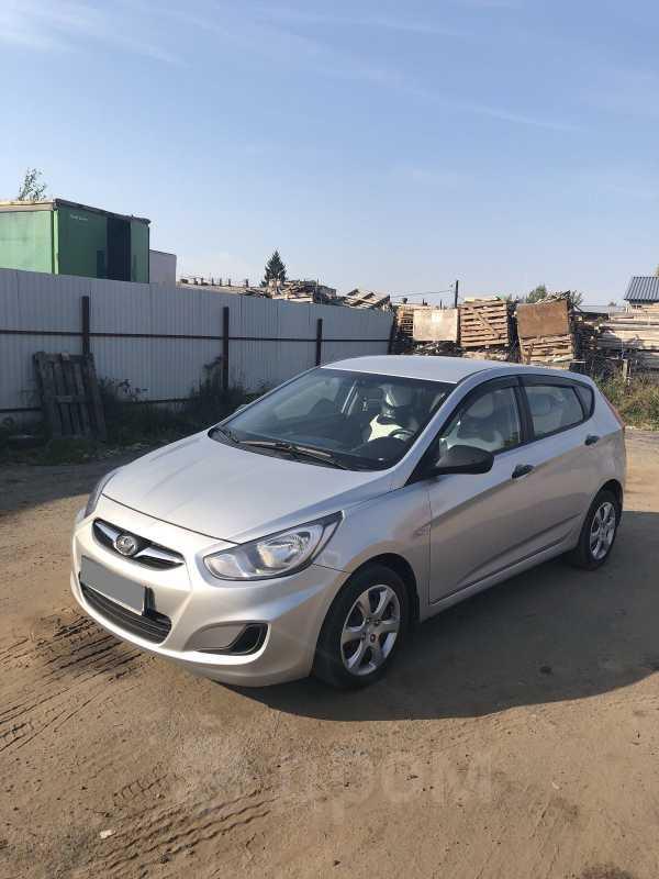 Hyundai Solaris, 2014 год, 409 000 руб.
