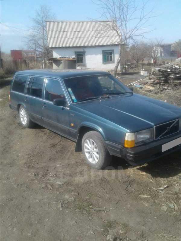 Volvo 740, 1988 год, 150 000 руб.