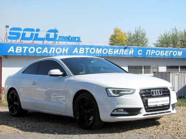 Audi A5, 2011 год, 834 900 руб.