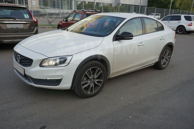 Volvo S60, 2016 год, 1 790 000 руб.