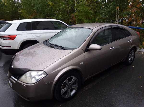 Nissan Primera, 2007 год, 325 000 руб.