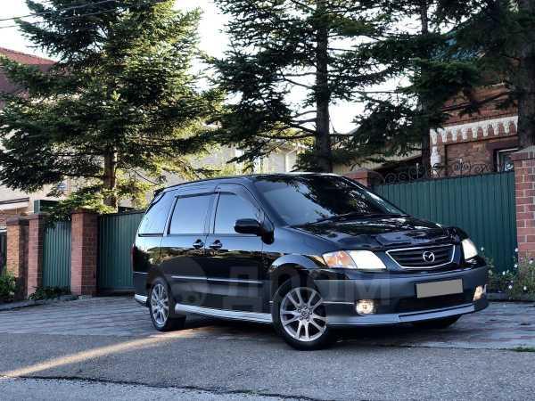 Mazda MPV, 2001 год, 255 000 руб.