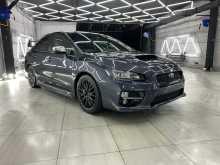 Владивосток Impreza WRX STI