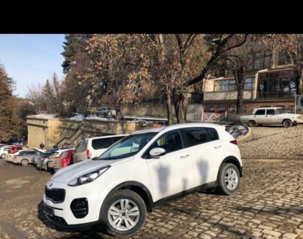 Kia Sportage, 2017 год, 1 250 000 руб.