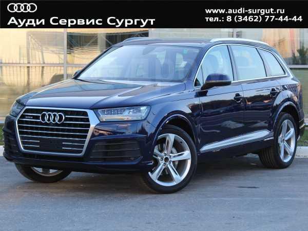 Audi Q7, 2019 год, 5 400 000 руб.