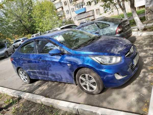 Hyundai Solaris, 2012 год, 485 000 руб.