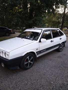 Курган 2109 1997