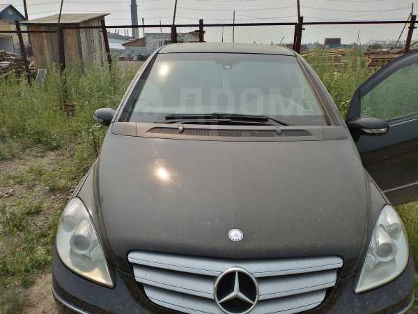 Mercedes-Benz B-Class, 2008 год, 550 000 руб.