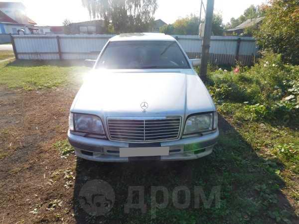 Mercedes-Benz S-Class, 1991 год, 350 000 руб.