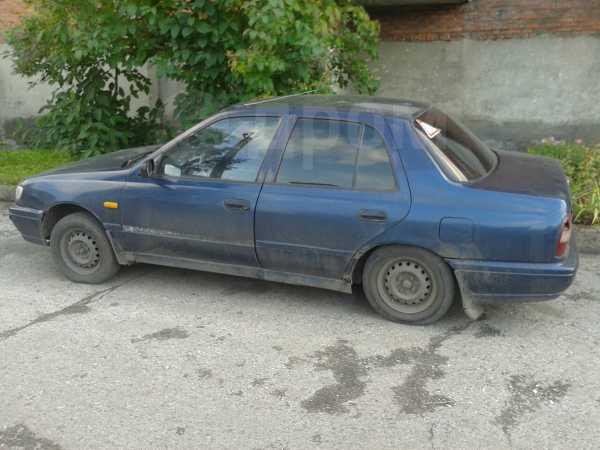 Nissan Sunny, 1992 год, 30 000 руб.