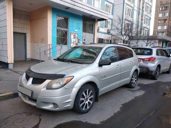 Pontiac Vibe, 2002 год, 350 000 руб.