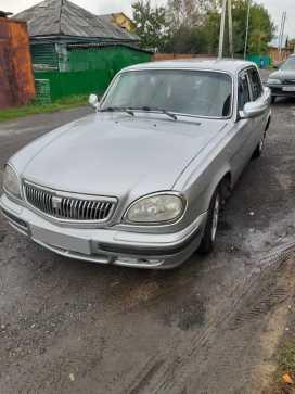 Топки 31105 Волга 2005