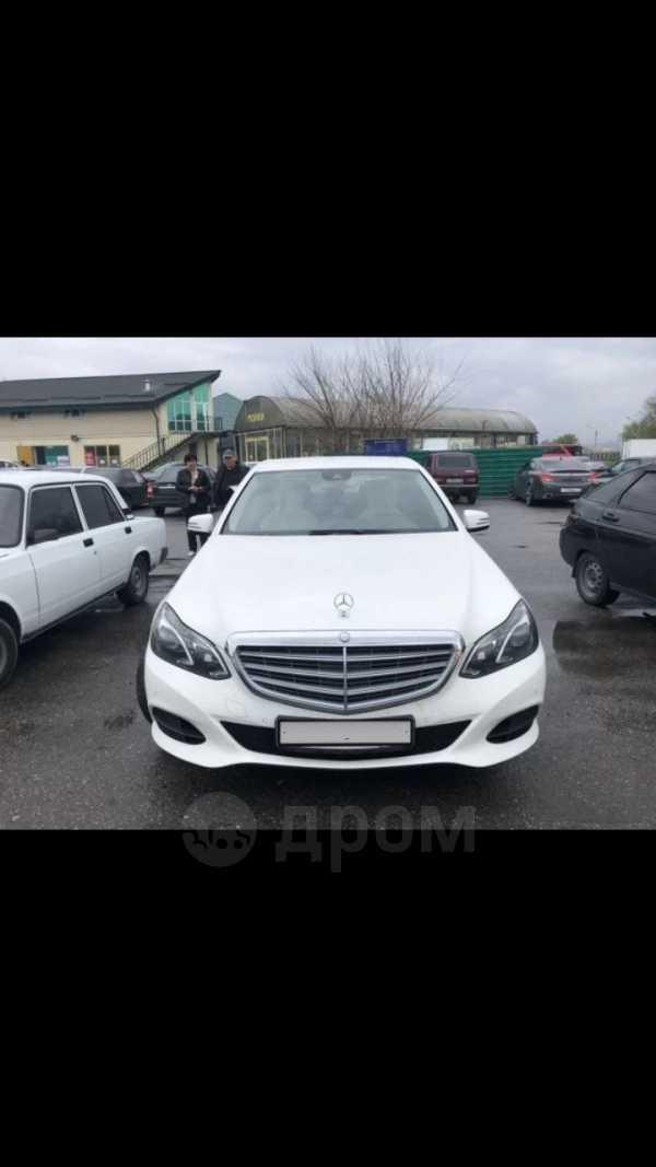Mercedes-Benz E-Class, 2014 год, 1 260 000 руб.