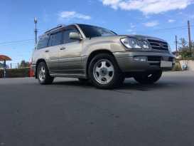 Челябинск LX470 2001