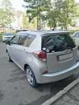 Toyota Ractis, 2014 год, 615 000 руб.