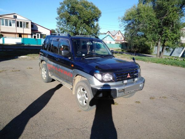 Mitsubishi Pajero iO, 1998 год, 350 000 руб.