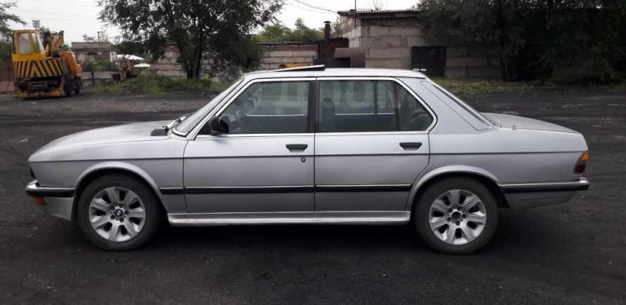 BMW 5-Series, 1986 год, 150 000 руб.