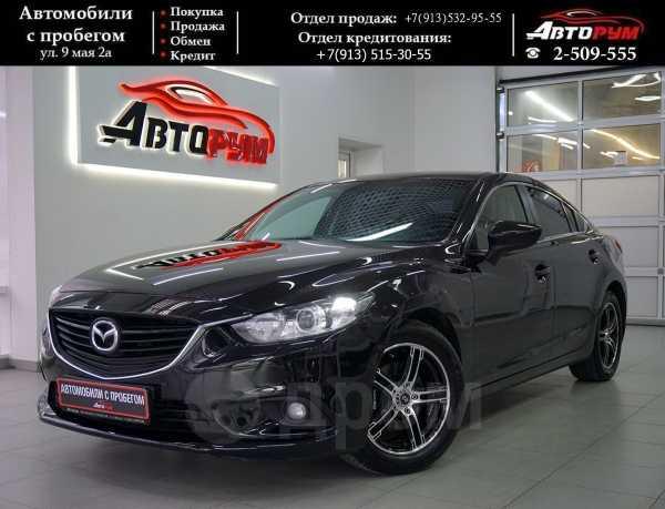 Mazda Mazda6, 2014 год, 1 127 000 руб.