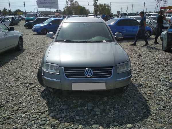 Volkswagen Passat, 2004 год, 450 000 руб.