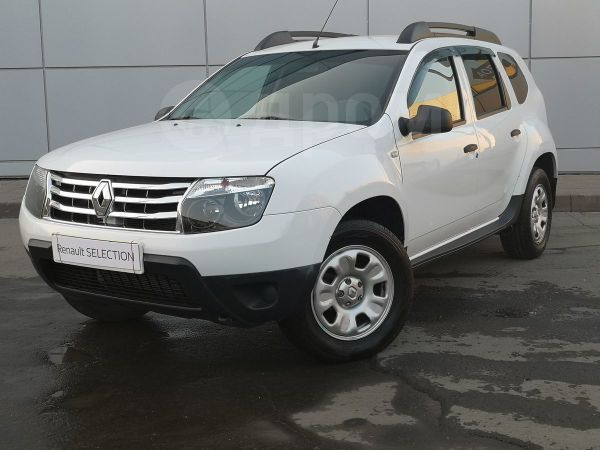 Renault Duster, 2015 год, 579 000 руб.