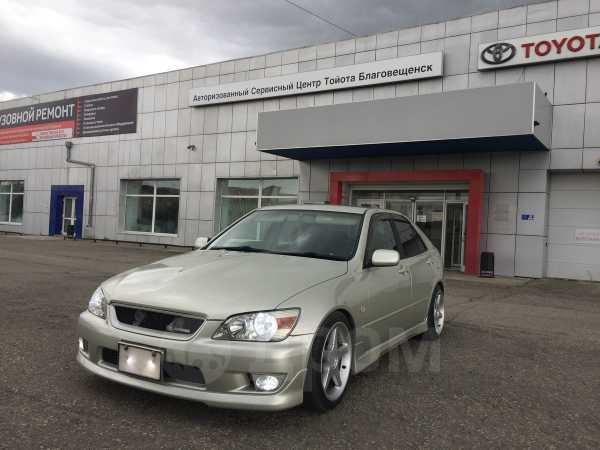 Toyota Altezza, 1999 год, 450 000 руб.