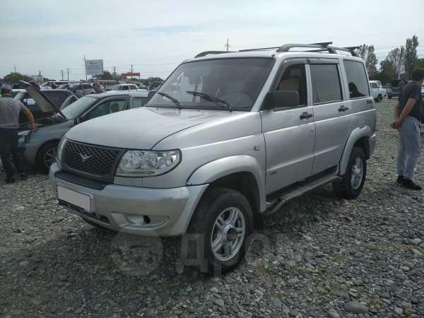 УАЗ Патриот, 2009 год, 270 000 руб.